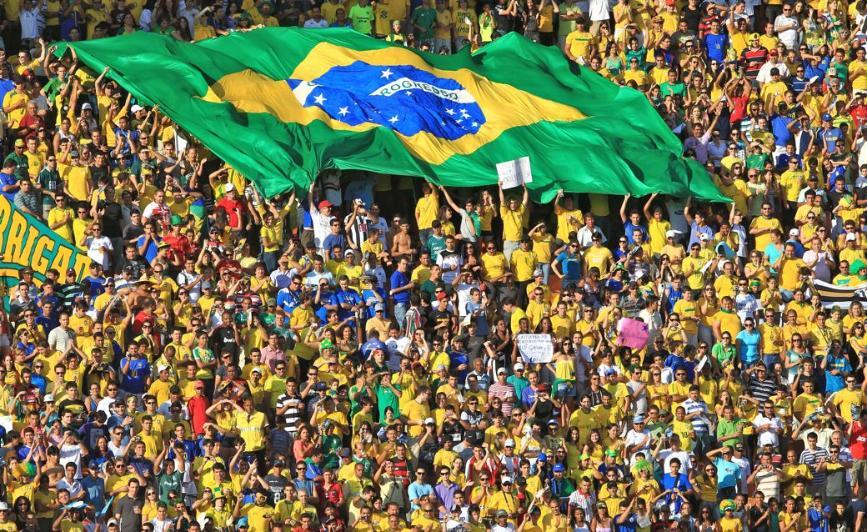 Resultado de imagem para copa do mundo brasil