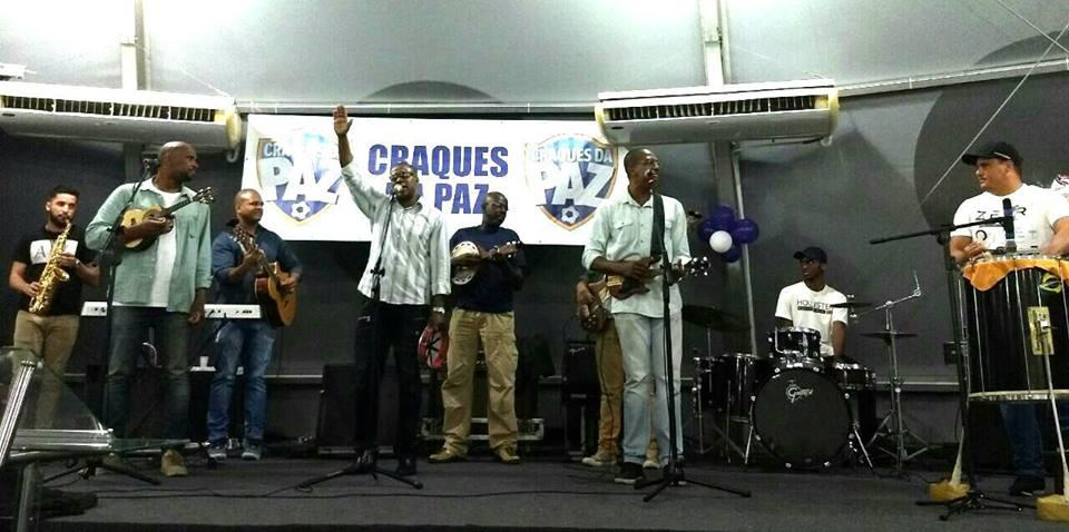 Craques da Paz comemora 2 anos