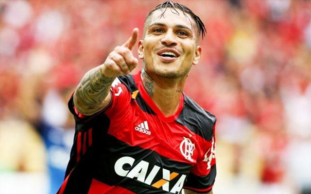 Contrato de Guerrero está suspenso, diz vice jurídico do Flamengo