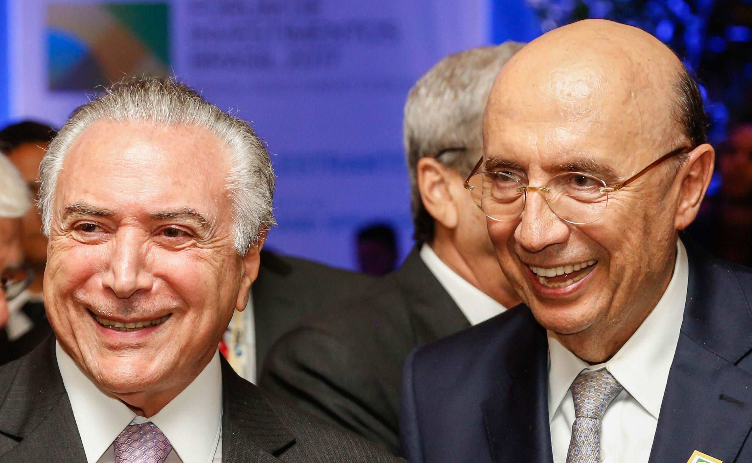 De olho na Presidência, Meirelles se filia ao MDB de Temer
