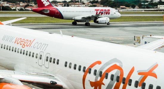 Companhias aéreas agora vão exigir máscaras