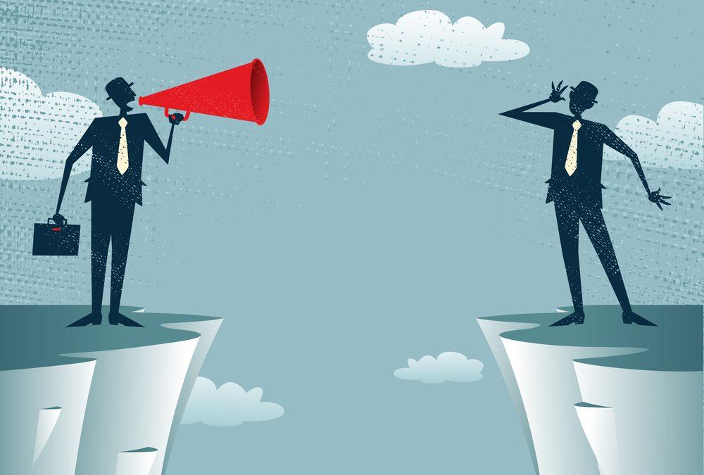 Será que um grande orador se comunica bem?