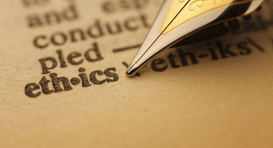 Ética nas relações negociais jurídicas