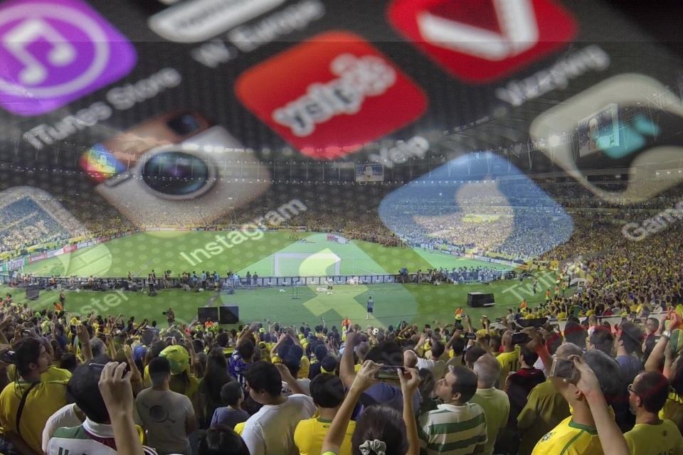 O futebol nas mídias sociais 2
