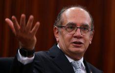 Ministro Gilmar Mendes, do STF
