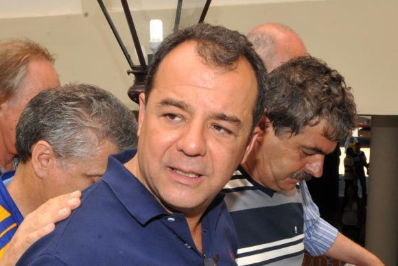 Justiça ordena transferência de Sérgio Cabral do Rio para o Paraná