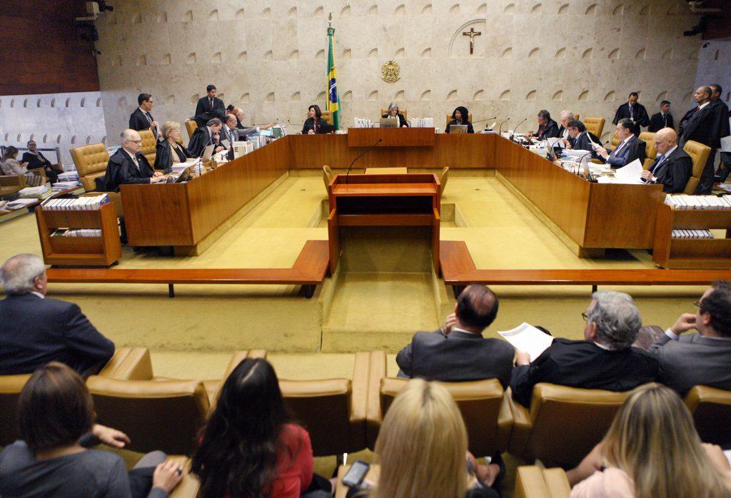 STF mantém aplicação da Ficha Limpa a condenados antes de 2010