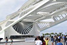 Museu do Amanhã foi uma das mudanças na região portuária do Rio