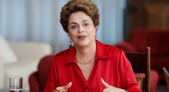 Ex-presidente Dilma Rousseff