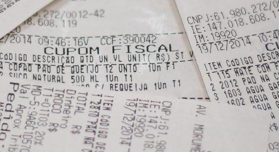 Nota fiscal eletrônica é o documento que comprova a compra