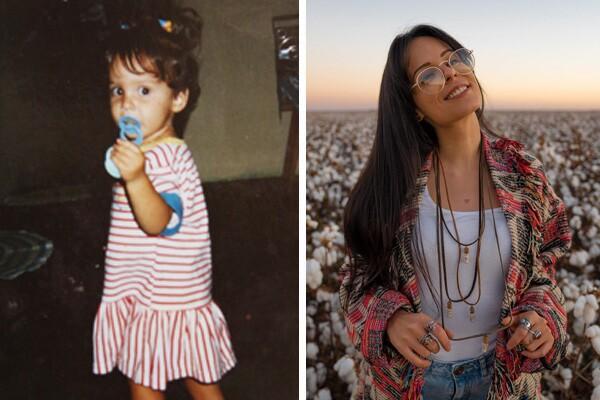 Especial Dia das Crianças: Cantores abrem o baú de fotos