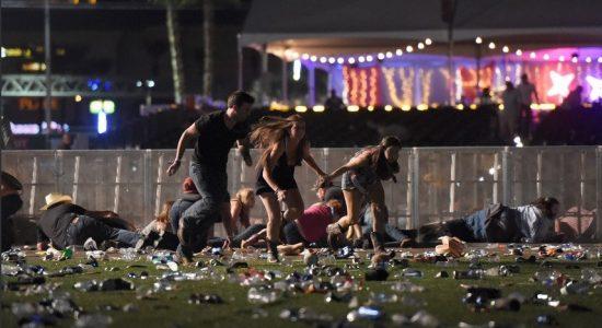 Tiroteio Las Vegas