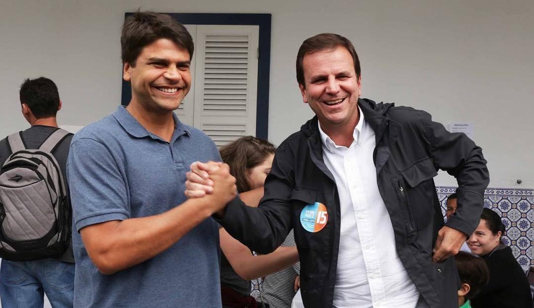 Eduardo Paes confirma que irá filiar-se ao DEM