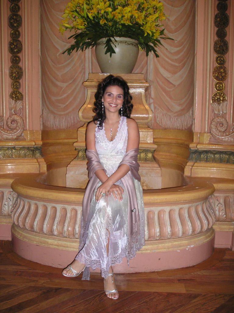Em 2005, Aline foi indicada com o álbum Som de Adoradores na categoria Melhor Álbum de Música Cristã em Língua Portuguesa e com o álbum Aline na categoria Melhor Álbum de Música Cristã em Língua Espanhola