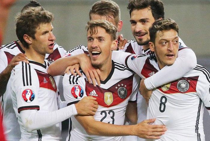 7850be9941 Alemanha segue na liderança do Ranking da Fifa