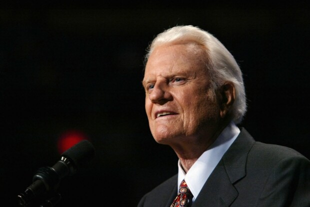 Evangelista americano Billy Graham completa 99 anos
