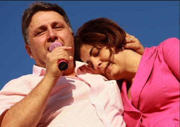 Ex-governadores do RJ Anthony Garotinho e Rosinha Matheus são presos