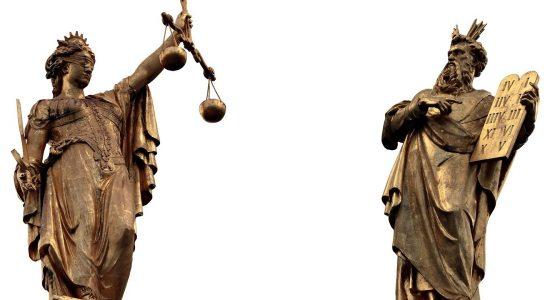 Justiça e Leis