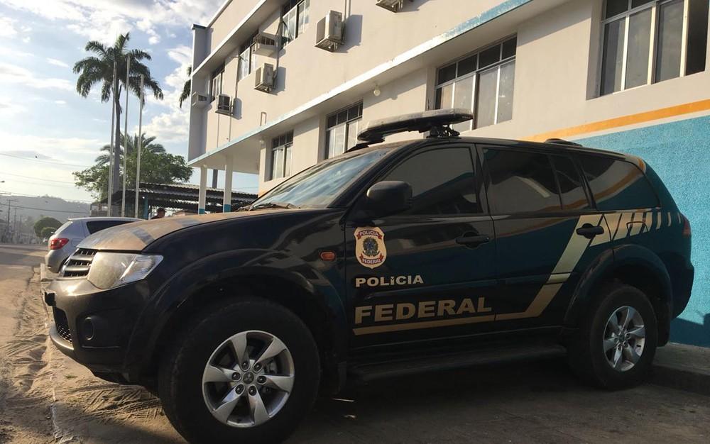 Polícia Federal prende quadrilha por tráfico de drogas