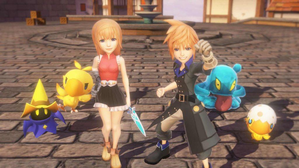 Monster of the Deep ganha trailer de lançamento — Final Fantasy XV
