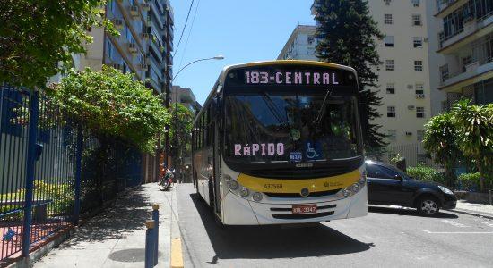 Ônibus do Rio poderão deixar de circular por falta de combustível