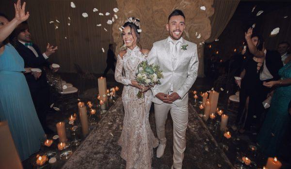 Casamento Alan Ruschel