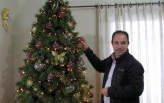 Shadi Khalloul quer construir uma cidade cristã, em Israel