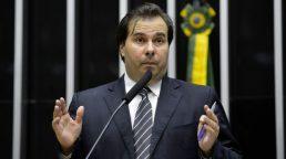Rodrigo Maia confirmou que votação da Previdência será em 2018