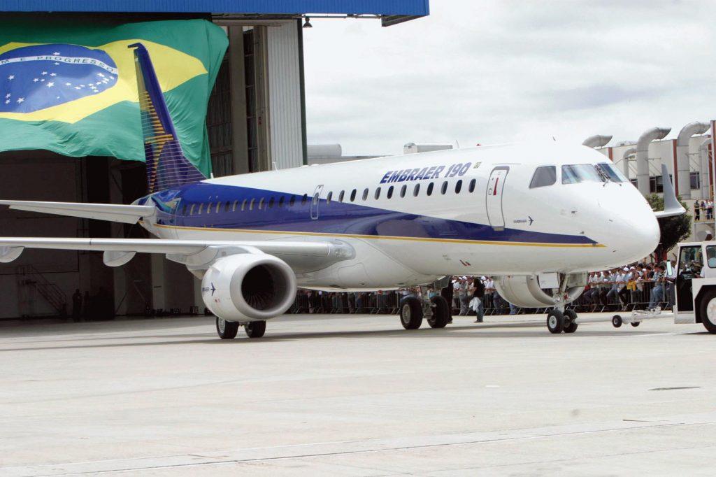 Boeing e Embraer estão negociando parceria