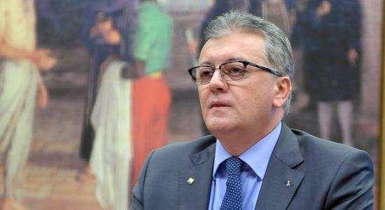 Ex-presidente da Petrobras, Aldemir Bendine
