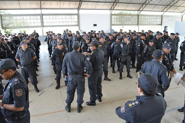 RN transfere segurança do estado para o Exército