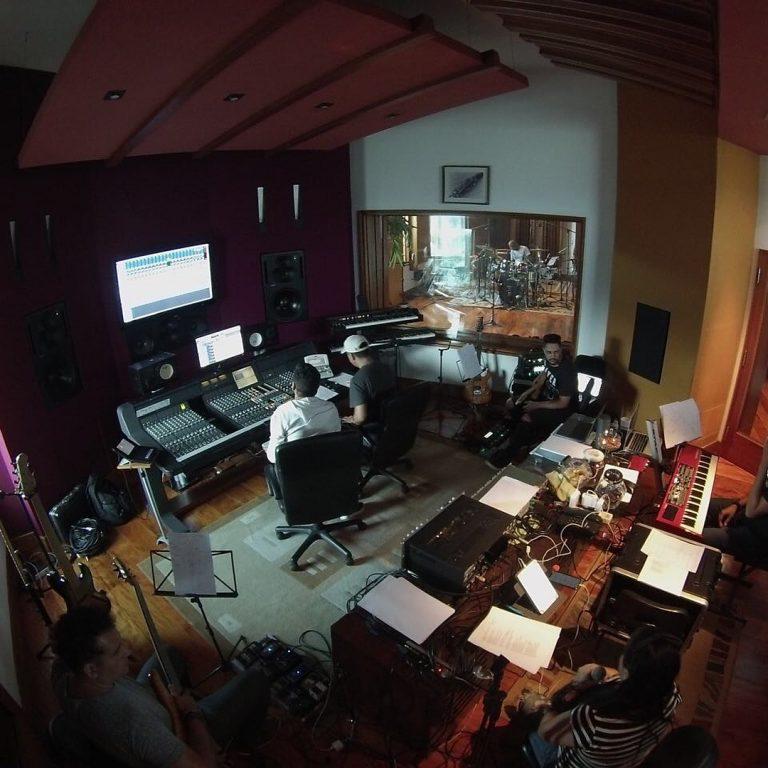 Cassiane começa o ano gravando novo CD