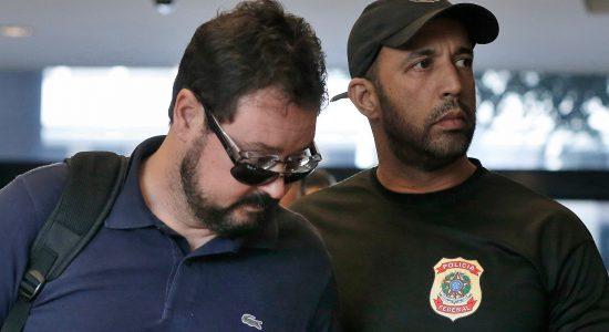 Ex-secretário de Obras do Rio, Alexandre Pinto, é preso novamente