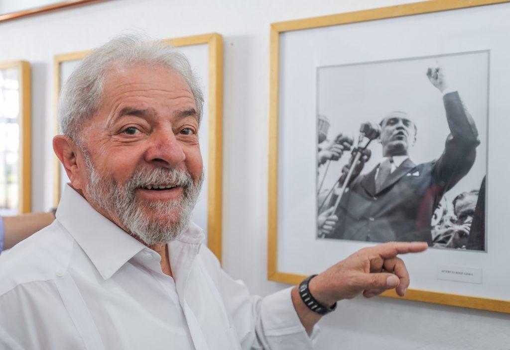 Gleisi diz que Lula vai a Porto Alegre para acompanhar julgamento