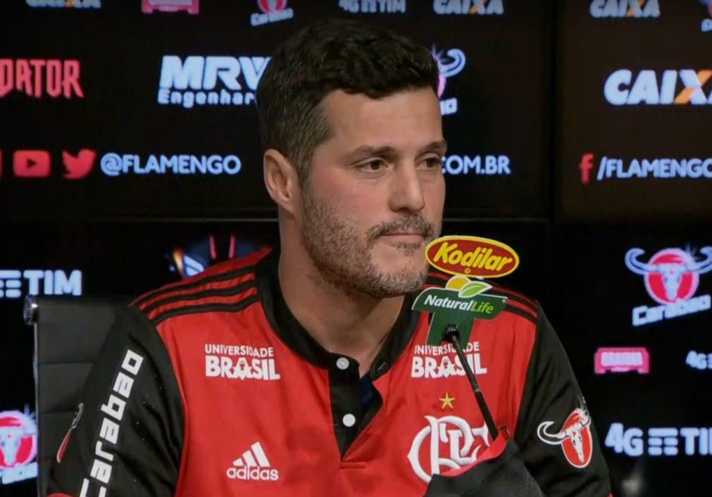 Flamengo anuncia o goleiro Julio Cesar como reforço