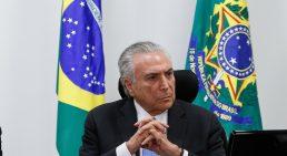 Presidente Michel Temer entra com recurso no STF para garantir posse de Cristiane Brasil