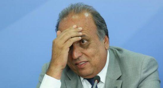 Ex-governador do Rio, Luiz Fernando Pezão