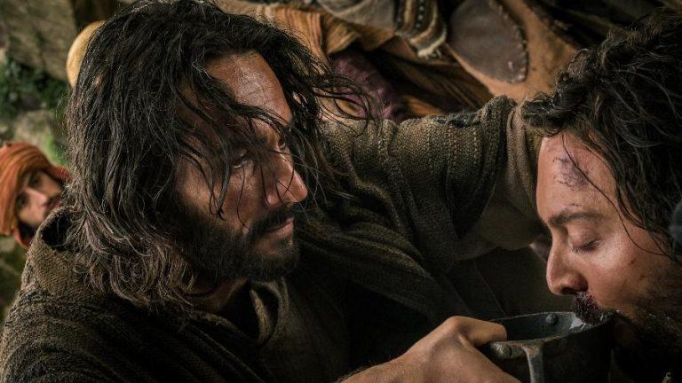 Rodrigo Santoro já interpretou Jesus no filme Ben-Hur
