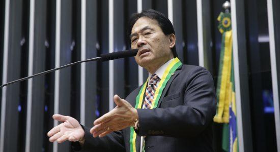 Deputado Hidekazu Takayama