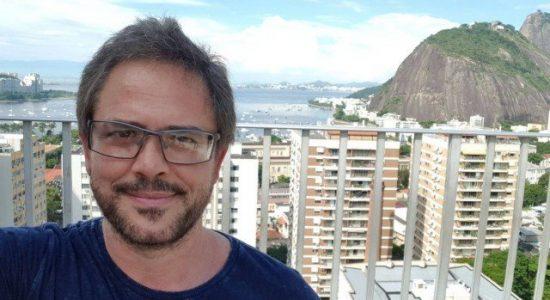 Giuliano Lemes é analista de sistemas e nunca cantou ópera profissionalmente