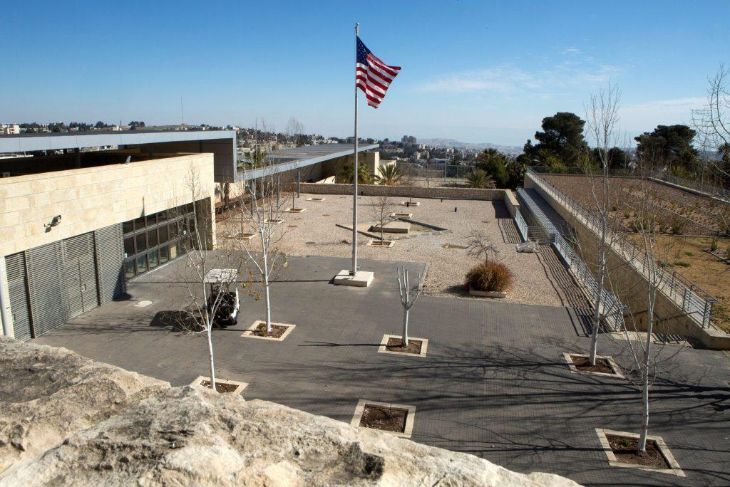 Estados Unidos anuncia que abrirão em maio sua embaixada em Jerusalém
