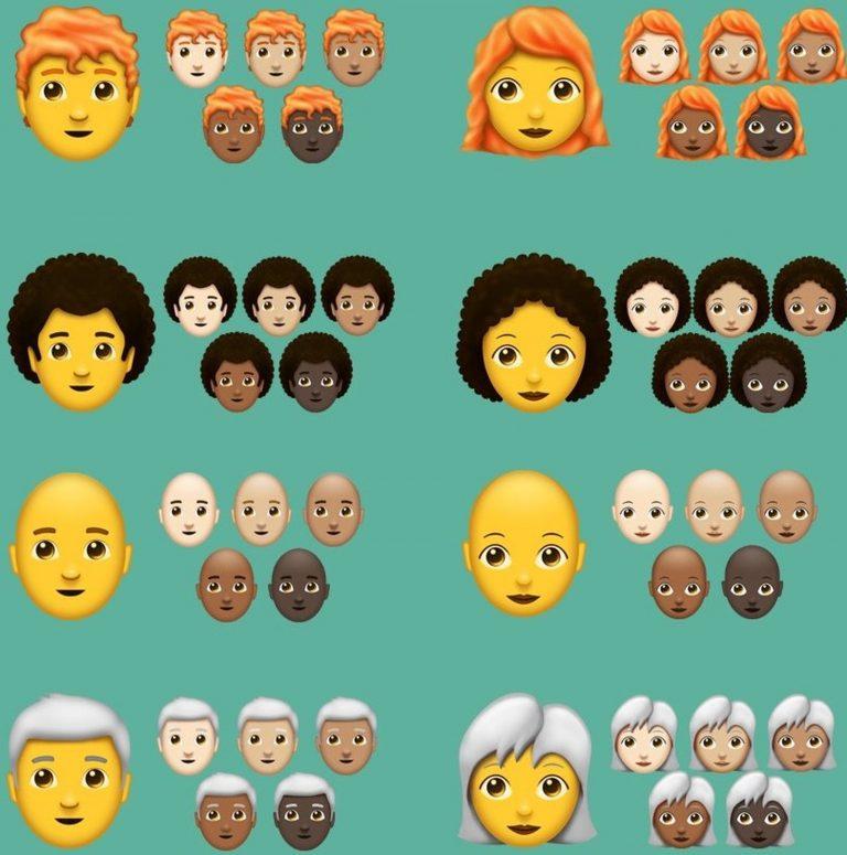 Pacote Emoji 11.0 traz 157 novos emojis em 2018