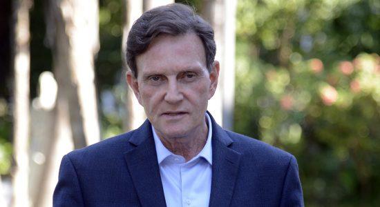MPE pede a cassação do prefeito do Rio, Marcelo Crivella