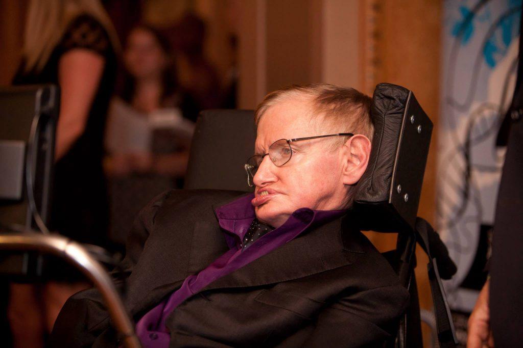 Morre o cientista mais respeitado da atualidade o Ateu Stephen Hawking