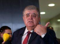 Ministro-chefe da Secretaria de Governo, Carlos Marun, falou sobre o assassinato da vereadora Marielle Franco