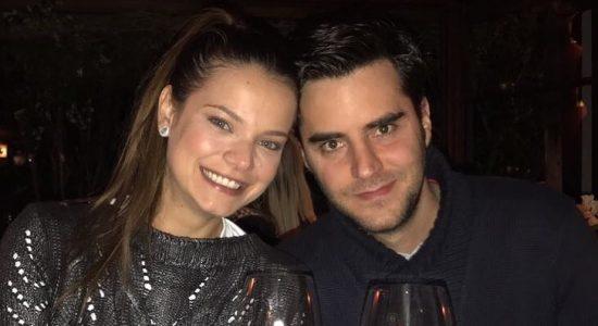 Milena Toscano e Pedro Ozores esperamo o primeiro filho