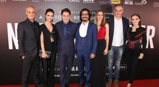 Alexandre Avancini, Day Mesquita, Petrônio Gontijo, André Gonçalves, Camila Czerkes, Dalton Vigh e Giovanna Chaves