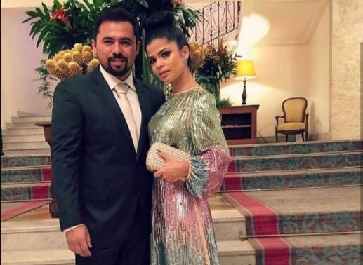 Casamento de Matheus, da dupla com Kauan, reúne famosos no Rio
