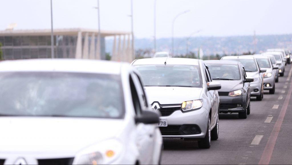 Lei que regulamenta aplicativos de transporte público é sancionada