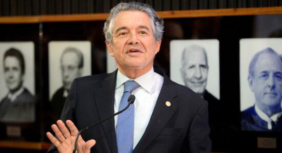 Ministro Marco Aurélio Mello, do STF